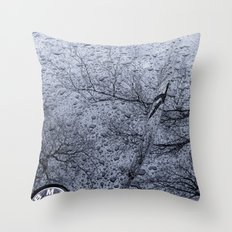 Urban Abstract 109 Throw Pillow