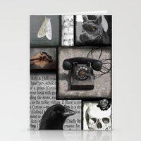 Gothic Myth  Stationery Cards