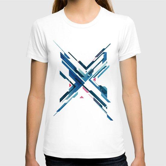 Geometric - Collage Love T-shirt