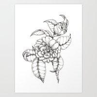 Bold & Fine Art Print
