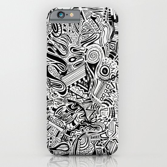 Inky \\ iPhone & iPod Case