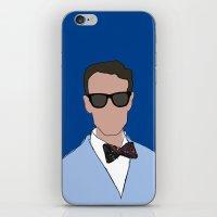 Bill Nye The Science Guy iPhone & iPod Skin