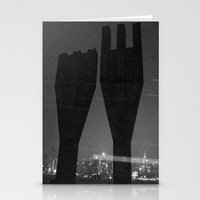 Mysterious Monument With… Stationery Cards