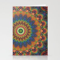 In The Mood For A Mandal… Stationery Cards