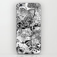 Destroyer iPhone & iPod Skin