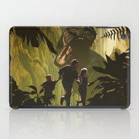 Dinosaur Poster iPad Case