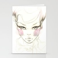 Cheeks! Stationery Cards