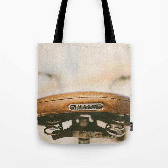 Ride my Bike Tote Bag