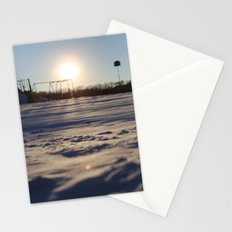 Winter Beauty Stationery Cards