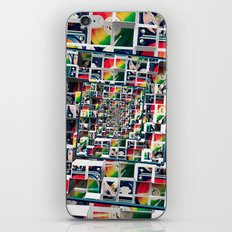 Computer Disks Pop Art iPhone & iPod Skin