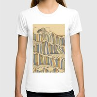 nature T-shirts featuring Ocean of love by Huebucket