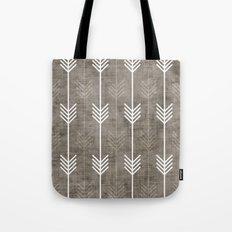Dirty Arrows Tote Bag