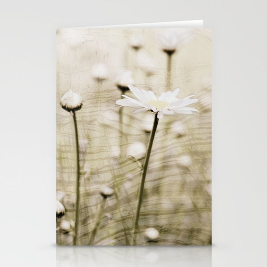 Daisy Fields 4eva Stationery Card