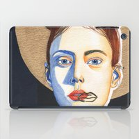 Close Up 5 iPad Case