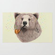 Sailor Bear Rug