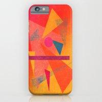 Autumn Abstract Design iPhone 6 Slim Case