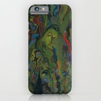 iPhone & iPod Case featuring Flight of the Shaman by Charl Agiza