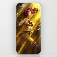The Last Keeper Of The W… iPhone & iPod Skin