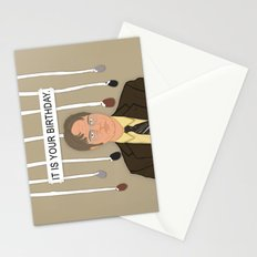 IT IS YOUR BIRTHDAY. Stationery Cards