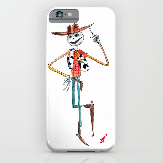 A Toy's Nightmare iPhone & iPod Case