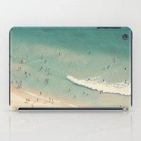 beach love II - Nazare iPad Case