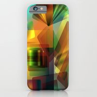 iPhone & iPod Case featuring Alluvial Surf by World Raven