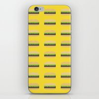 Burgers iPhone & iPod Skin