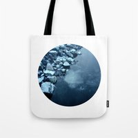 Telescope 10 ice  Tote Bag