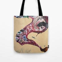 Brushstroke Tote Bag