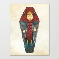 Fly Like An Egyptian Canvas Print