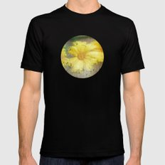 Summer Rain Mens Fitted Tee Black SMALL