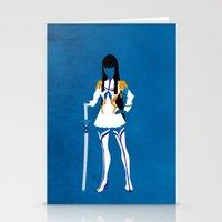 Satsuki Kiryuin Stationery Cards