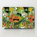 Happy Halloween! iPad Case
