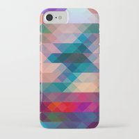 triangle iPhone & iPod Cases featuring TRIANGLE by Hands in the Sky
