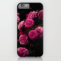 iPhone & iPod Case featuring flower by noirblanc777