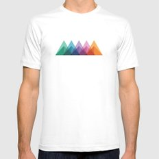 Fig. 009 Mens Fitted Tee SMALL White