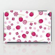 Candy .Raspberry taste. iPad Case