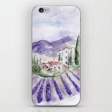 Provence iPhone & iPod Skin