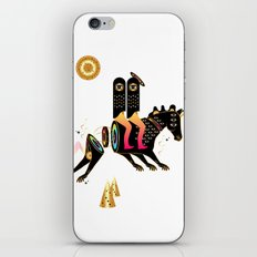 You & Me iPhone & iPod Skin