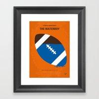 No580 My The Waterboy Mi… Framed Art Print