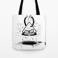 Triangles Tote Bag