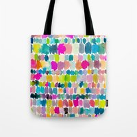Paradise Painterly Tote Bag