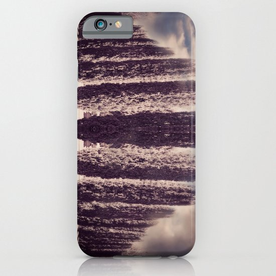 Diagonal Thoughts iPhone & iPod Case