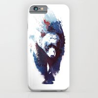 death iPhone & iPod Cases featuring Death run by Robert Farkas