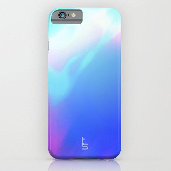 Pastel Vortex iPhone & iPod Case
