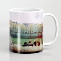 Paris In The Spring Time… Mug