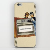 Independence iPhone & iPod Skin