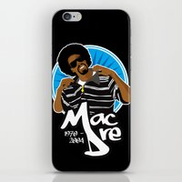 Andre 'Mac Dre' Hicks iPhone & iPod Skin