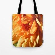 Vermont Autumn Golden Fl… Tote Bag
