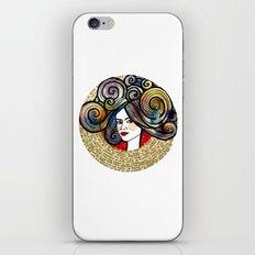 Kirmizi iPhone & iPod Skin